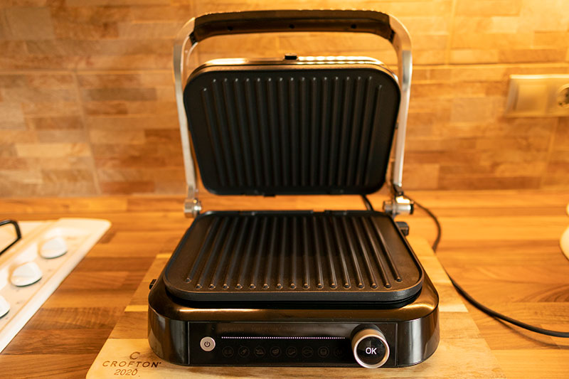 BlitzWolf BW-SM1 teszt – profi grill és barbecue féláron 4