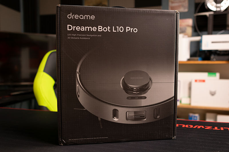 Xiaomi Dreame Bot L10 Pro teszt – végre egy innovatív robotporszívó 3