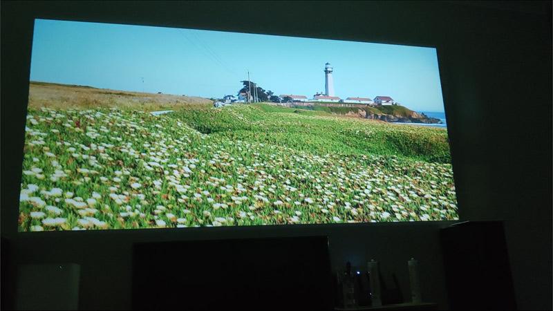 XIAOMI Wanbo T2 MAX – a majdnem tökéletes projektor 20