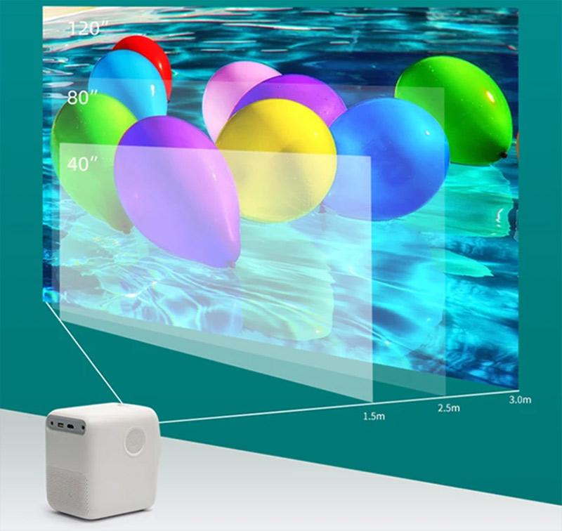 XIAOMI Wanbo T2 MAX – a majdnem tökéletes projektor 5