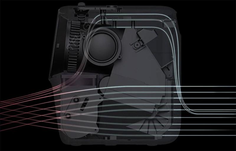 XIAOMI Wanbo T2 MAX – a majdnem tökéletes projektor 13