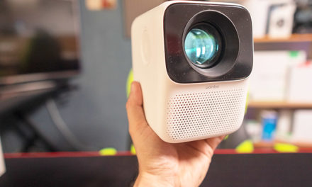 XIAOMI Wanbo T2 MAX – a majdnem tökéletes projektor