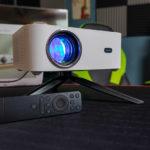 XIAOMI Wanbo X1 Projektor cseh raktárból, jó áron!