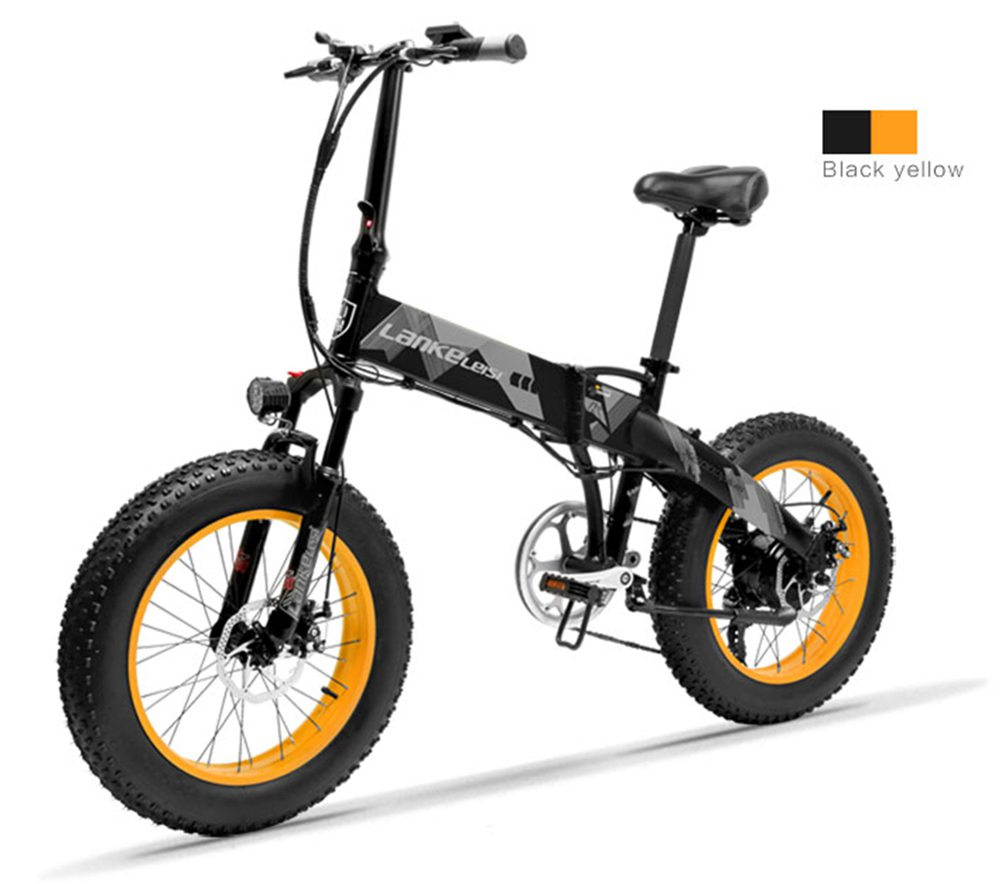 LANKELEISI X3000 PLUS elektromos kerékpár – ne vedd meg, veszélyes!