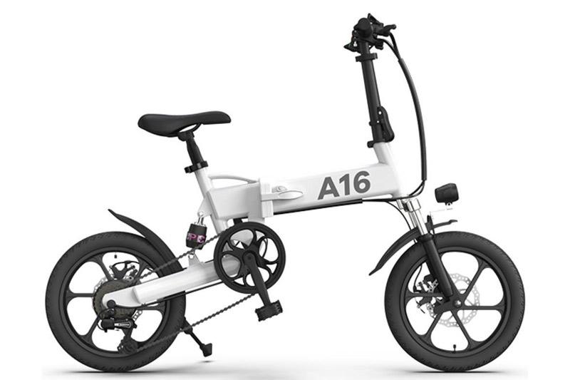 ADO A16 – Kicsi, könnyű olcsó, de erős városi kerékpár