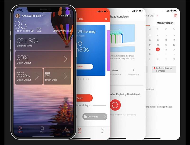 Xiaomi Oclean X Pro Elite fogkefe teszt – a csúcsok csúcsa! 8