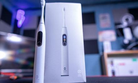 Xiaomi Oclean X Pro Elite fogkefe teszt – a csúcsok csúcsa!