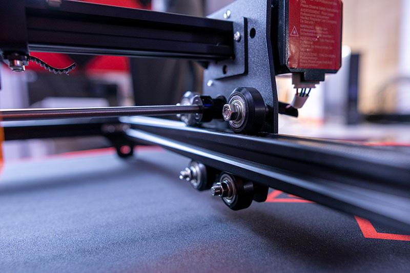 Ortur Laser Master 2 Pro – Ben Kenobi sárgul az irigységtől 25