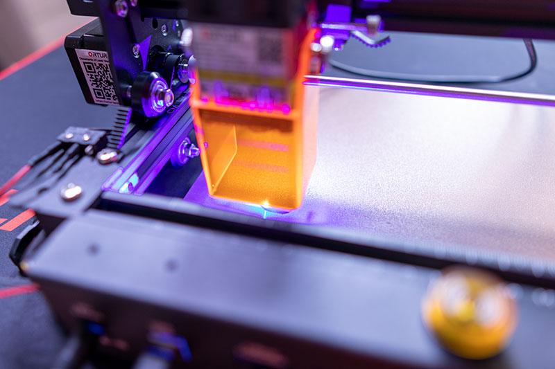 Ortur Laser Master 2 Pro – Ben Kenobi sárgul az irigységtől 26