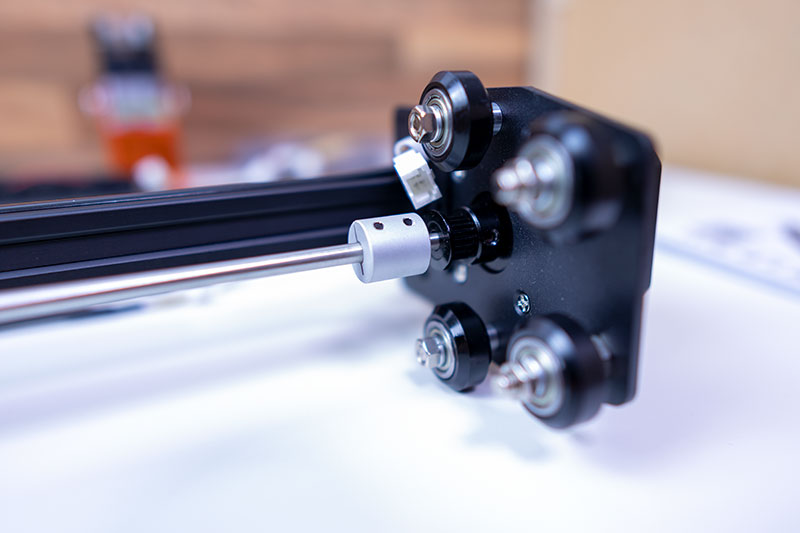Ortur Laser Master 2 Pro – Ben Kenobi sárgul az irigységtől 5
