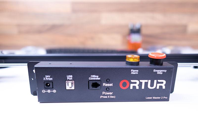 Ortur Laser Master 2 Pro – Ben Kenobi sárgul az irigységtől 6
