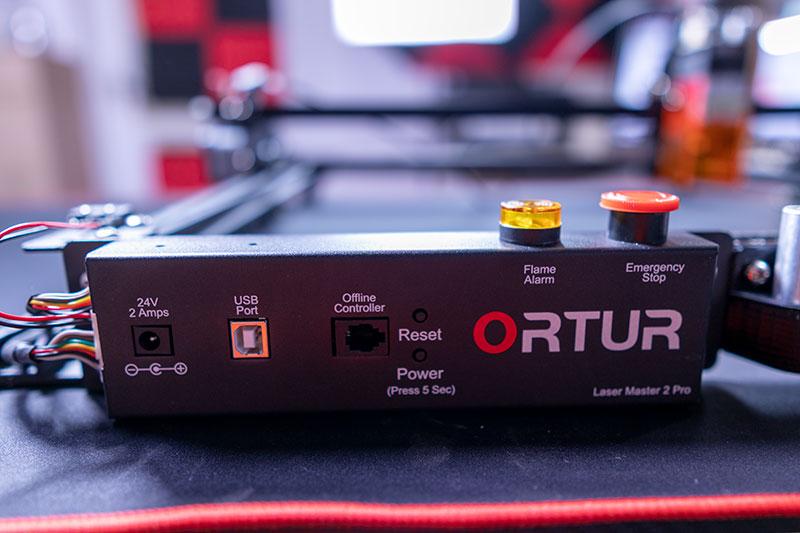 Ortur Laser Master 2 Pro – Ben Kenobi sárgul az irigységtől 7