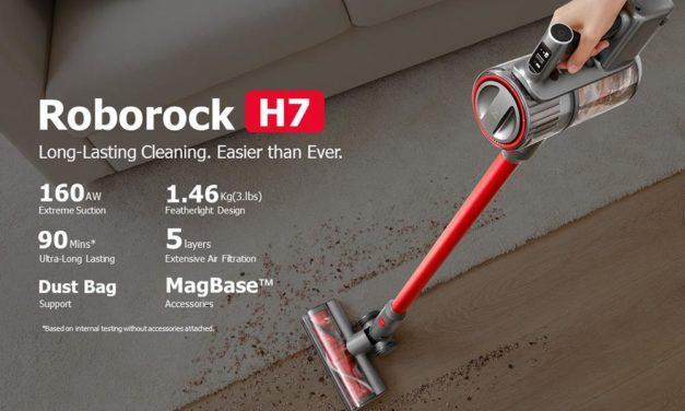 Roborock H7 – állóporszívó minden földi jóval