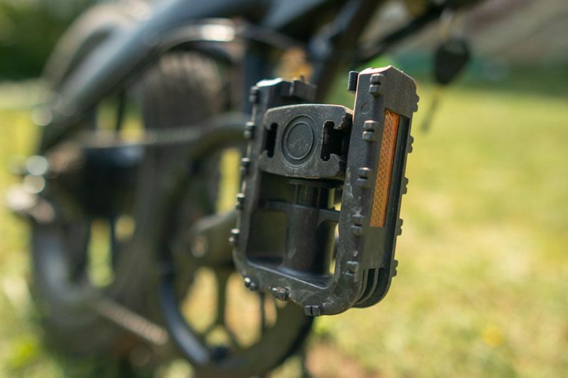 Kipróbáltuk - ADO A20F, vadállat elektromos bringa 16