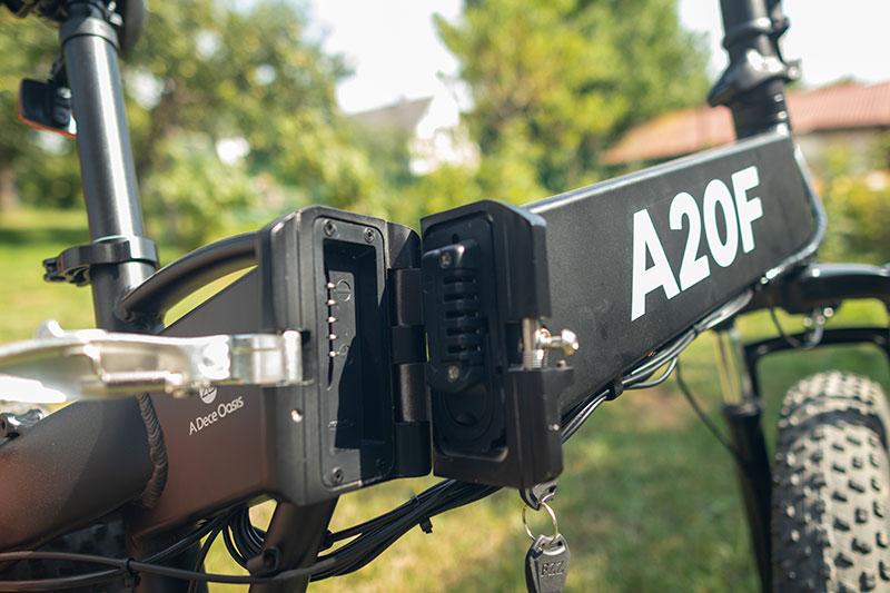 Kipróbáltuk - ADO A20F, vadállat elektromos bringa 32