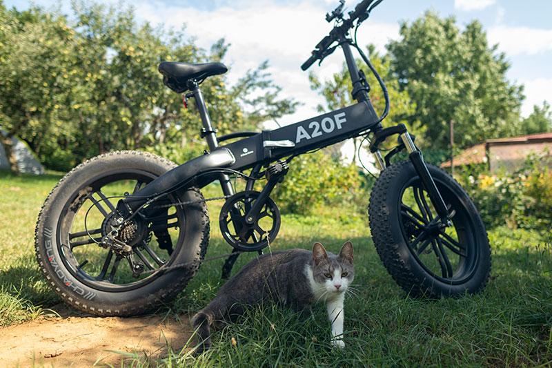 Kipróbáltuk – ADO A20F, vadállat elektromos bringa