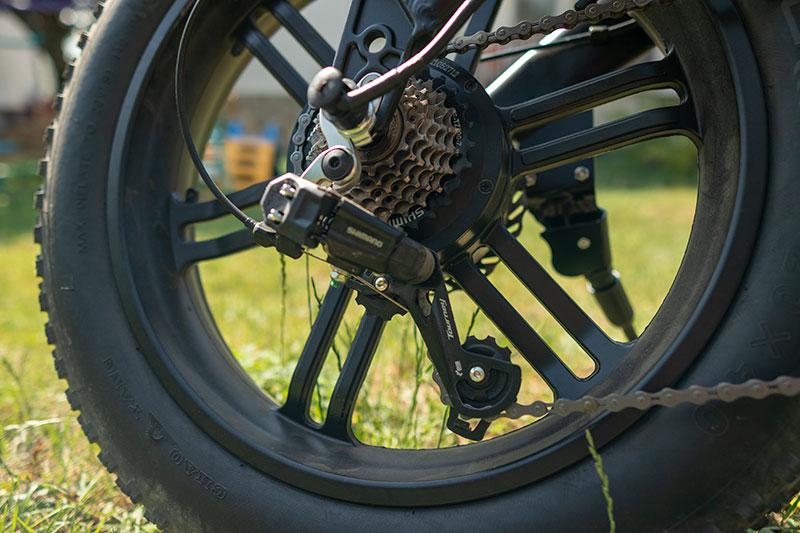 Kipróbáltuk - ADO A20F, vadállat elektromos bringa 10