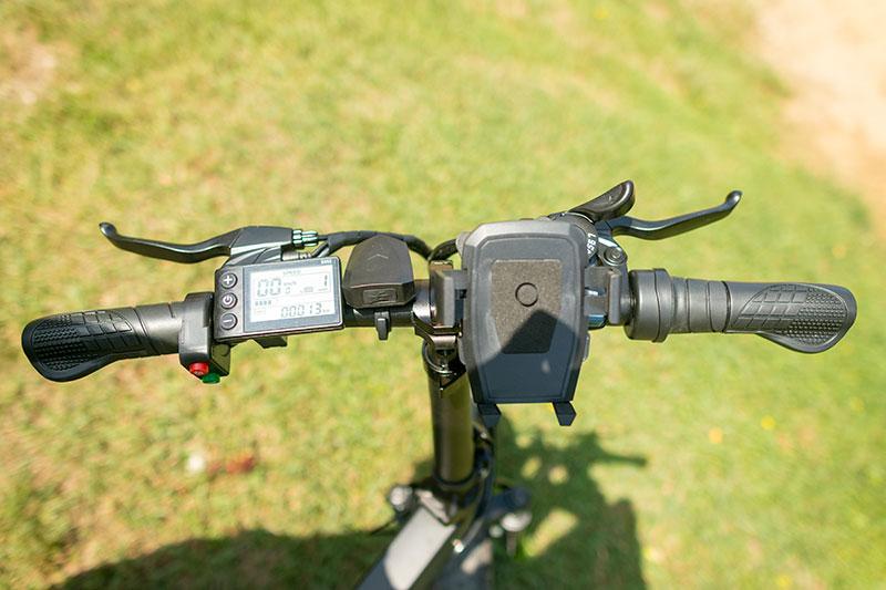 Kipróbáltuk - ADO A20F, vadállat elektromos bringa 12