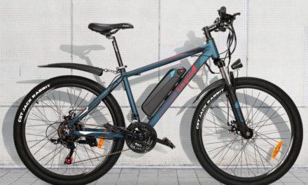ELEGLIDE M1 – normál méretű elektromos bringa egy 20 colos áráért