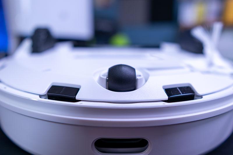 VIOMI S9 UV - Xiaomi robotporszívó, ami kiviszi a szemetet is 12