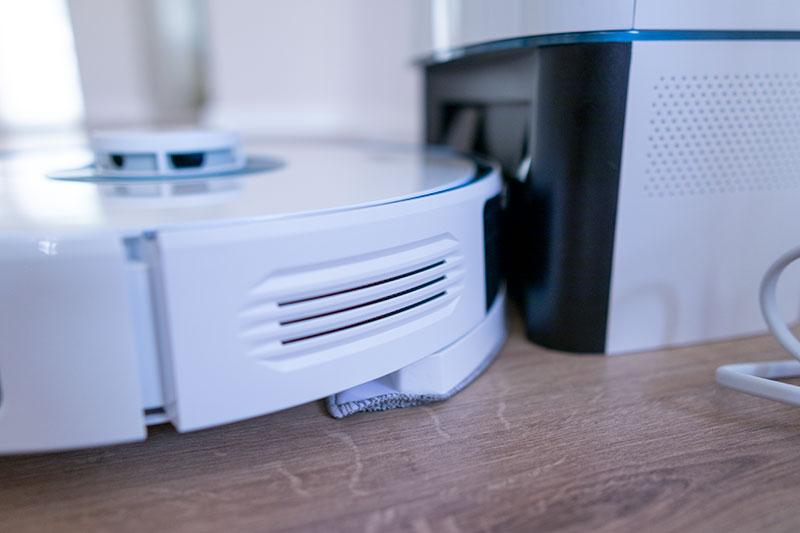 VIOMI S9 UV - Xiaomi robotporszívó, ami kiviszi a szemetet is 19