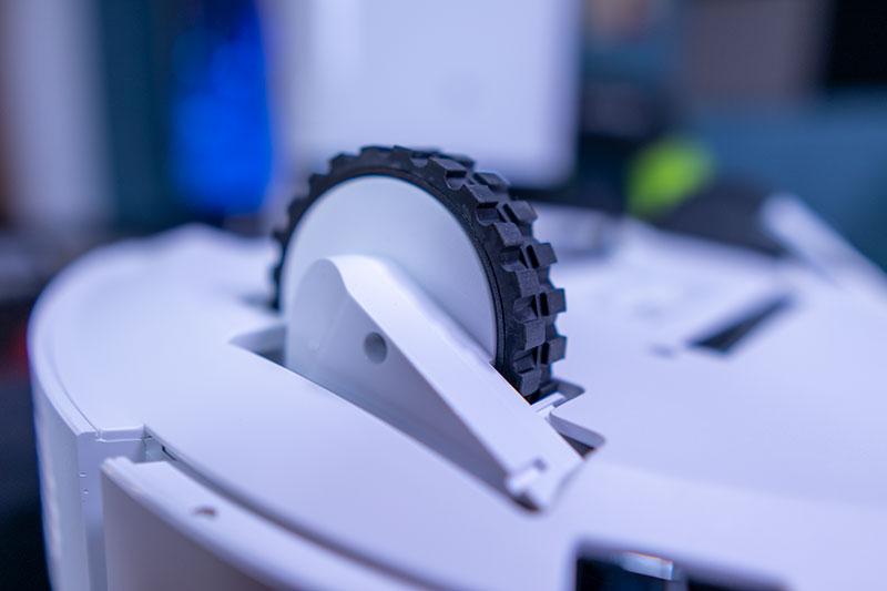 VIOMI S9 UV - Xiaomi robotporszívó, ami kiviszi a szemetet is 11