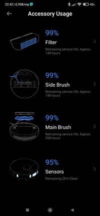 Vannak még csodák – Xiaomi Dreame Bot Z10 Pro robotporszívó teszt 24