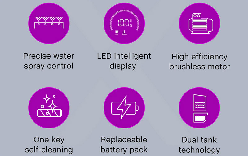 A zasszony imádja – Xiaomi Jimmy HW8 Pro elektromos felmosó teszt 13