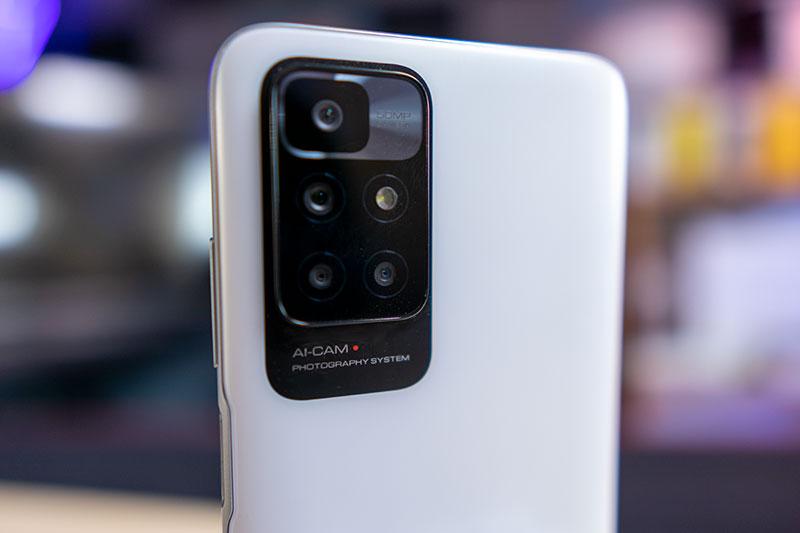 Fényévekre az elődtől – Xiaomi Redmi 10 telefon teszt 16