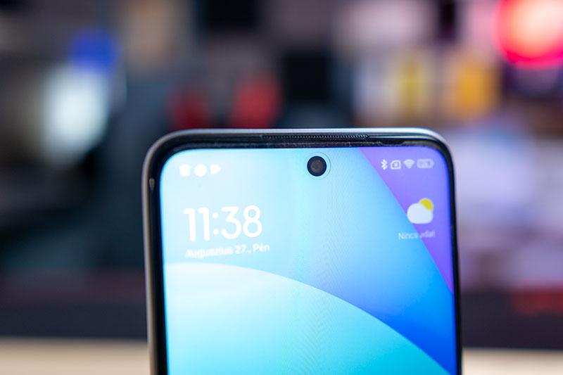 Fényévekre az elődtől – Xiaomi Redmi 10 telefon teszt 30