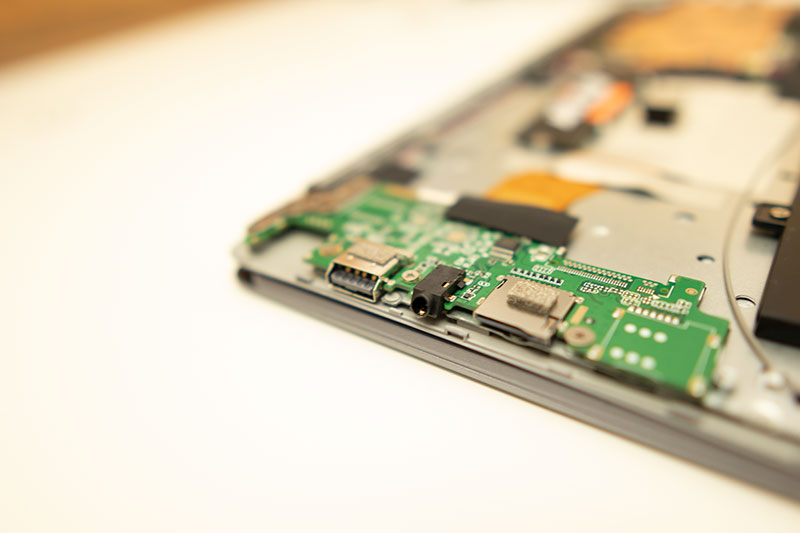 A legjobb notebook 100 ezer alatt sulikezdésre - Teclast F7 Plus III. teszt 11
