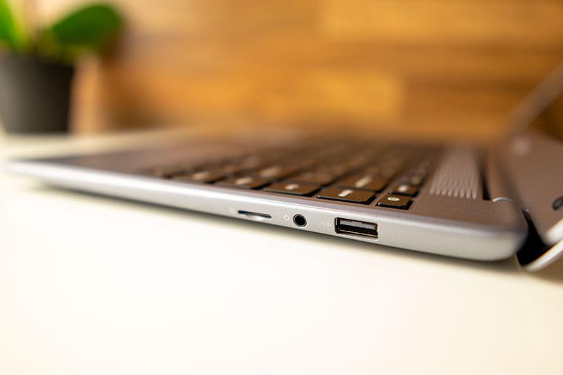 A legjobb notebook 100 ezer alatt sulikezdésre - Teclast F7 Plus III. teszt 13