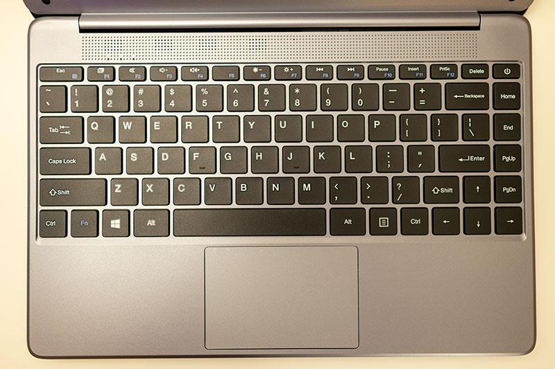 A legjobb notebook 100 ezer alatt sulikezdésre - Teclast F7 Plus III. teszt 18