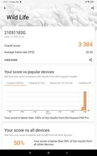 Kipróbáltuk: Xiaomi Pad 5 – az első magyar teszt 19