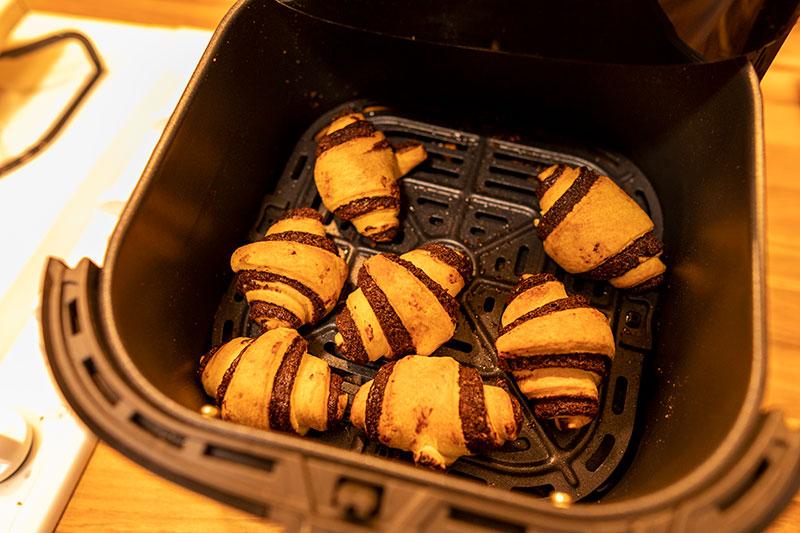 Sütés olajszag nélkül – Blitzwolf forrólevegős sütők tesztje 26
