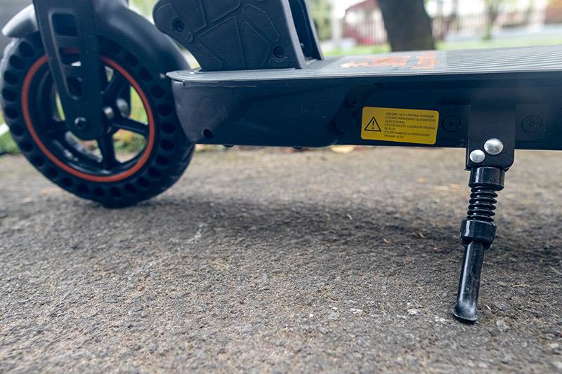 KugooKirin S1 Pro – olcsó e-roller, ami megfelel a szabályoknak 21
