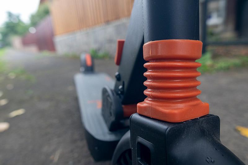 KugooKirin S1 Pro – olcsó e-roller, ami megfelel a szabályoknak 23
