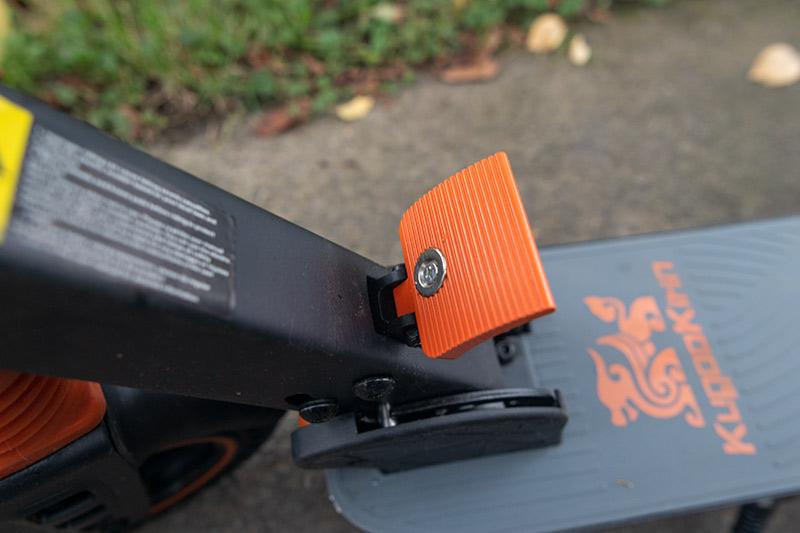 KugooKirin S1 Pro – olcsó e-roller, ami megfelel a szabályoknak 13