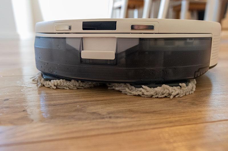 Kipróbáltuk a Yeedi-t: Ez most a legdurvább felmosós robotporszívó 27