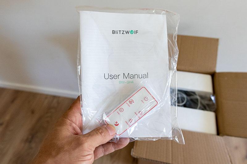 BlitzWolf BW-SH4 – brutál párásító kevés pénzből 3