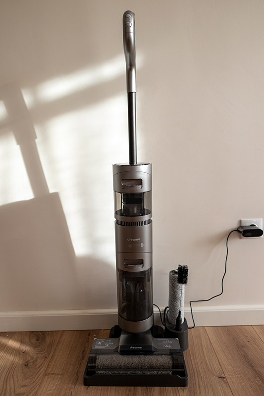 Kipróbáltuk a vizes porszívók csúcsát – Dreame H11 Max teszt 30
