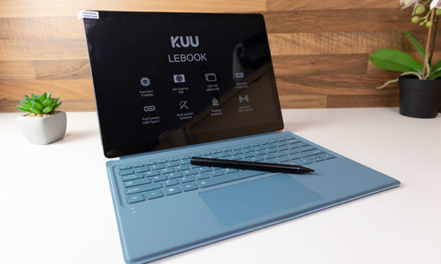Erre senki nem számított – Microsoft Surface Pro kihívó Kínából