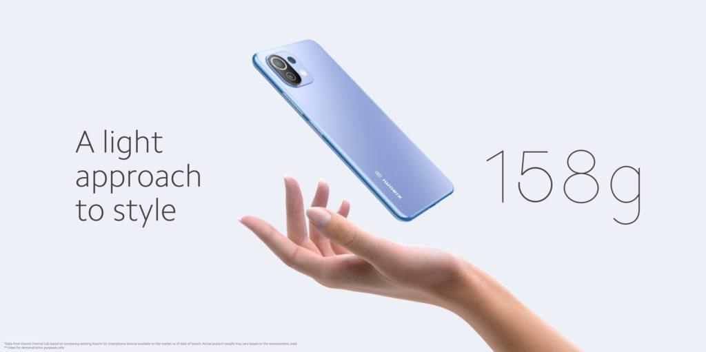 Xiaomi 11 Lite 5G NE - ez itt az új generáció? 2